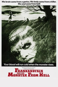 Frankenstein and the Monster from Hell as Baron Victor Frankenstein