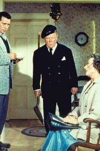 Mildred Natwick as Aunt Agatha