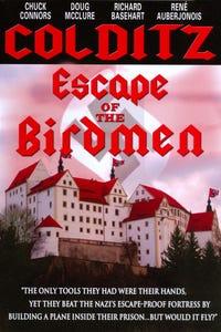 Escape of the Birdmen as Colonel Morgan Crawford