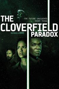 The Cloverfield Paradox as Radio Voice
