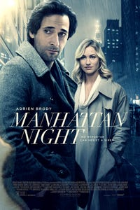 Manhattan Night as Caroline Crowley