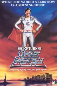 The Return of Captain Invincible as Mr. Midnight