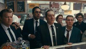 Joe Pesci Guides Robert De Niro Through Mafia Initiation in Final The Irishman Trailer