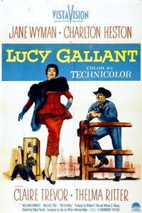 Lucy Gallant as Anderson