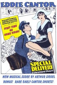 Special Delivery as Harold Jones