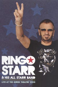 Ringo Starr and His All Starr Band Live at the Greek Theater as Drums/vocals