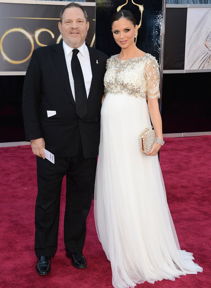 Harvey Weinstein and Georgina Chapman - 85th Annual Academy Awards in Hollywood, California, February 24, 2013