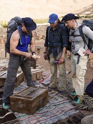 "Expedition Impossible - Season 1 - ""Sun! Sand! Sahara!"" - Robert Robillard, Dani Henderson and Jim Vaglica"