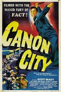 Canon City as Convict Blacksmith