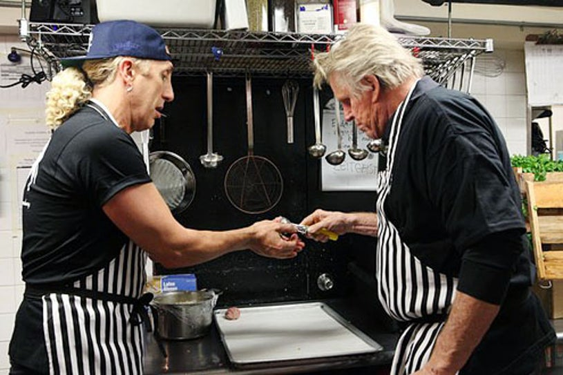 """All-Star Celebrity Apprentice - """"The Wolf in Charge of the Hen House"""" - Dee Snider and Gary Busey"""