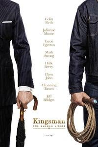 "Kingsman: The Golden Circle as Gary ""Eggsy"" Unwin"