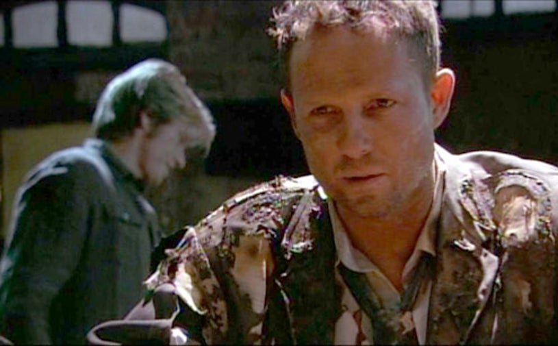 """Rescue Me - Seaon 5 - """"Iceman"""" - Denis Leary and Dean Winters"""