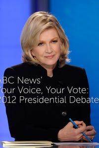 ABC News' Your Voice, Your Vote: 2012 Presidential Debates