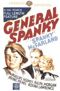 General Spanky as Yankee General