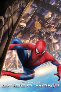 The Amazing Spider-Man 2 as G-5 Co-Pilot