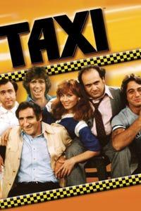 Taxi as Mike Beldon