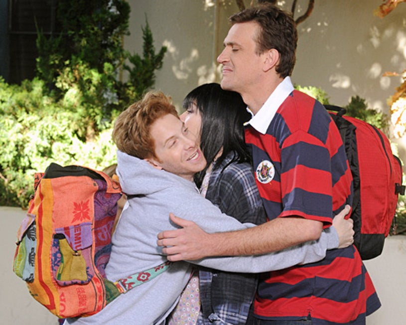"""How I Met Your Mother - Season 8 - """"The Final Page, Part One And Two"""" - Seth Green, Alyson Hannigan, Jason Segel"""
