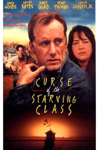 Curse of the Starving Class as Weston Tate