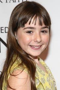 T.J. McGibbon as Max's Great-Granddaughter
