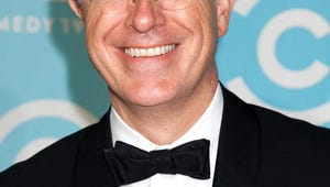 Stephen Colbert to Replace David Letterman on The Late Show