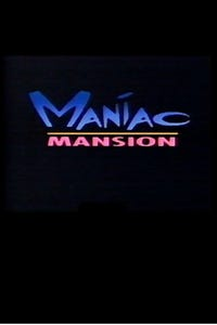 Maniac Mansion as Harry Orkin, the Fly
