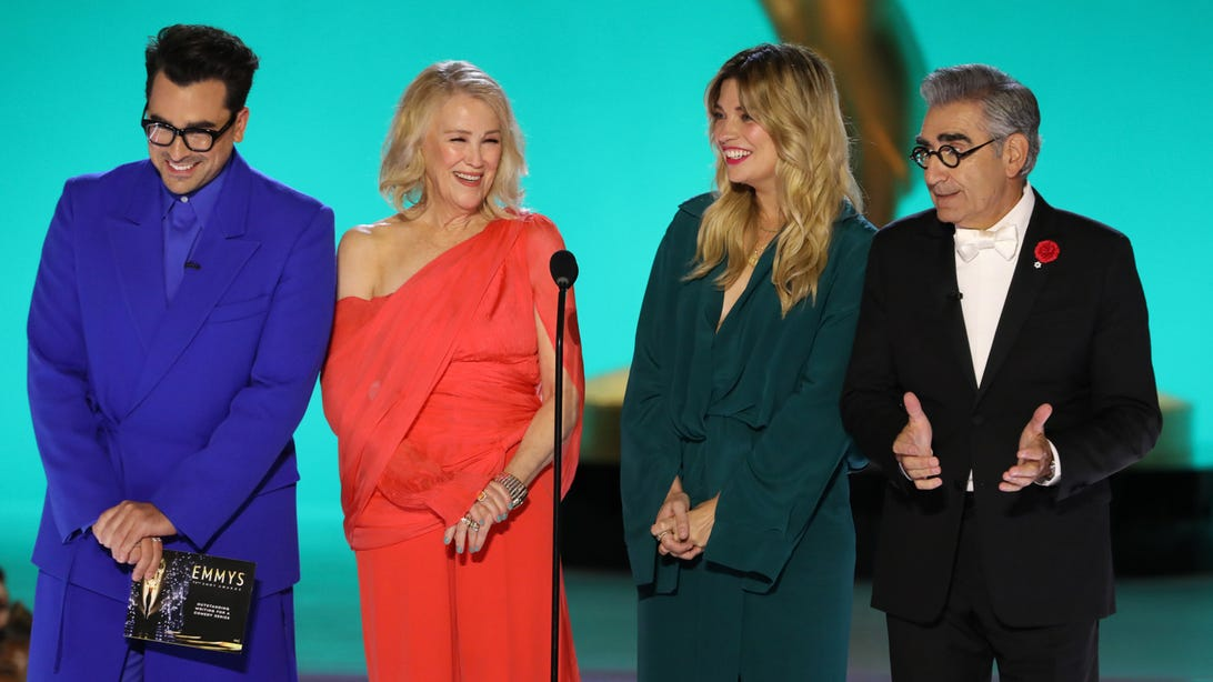 The Best and Worst Moments from the 2021 Emmys