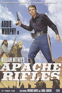 Apache Rifles as Capt. Jeff Stanton