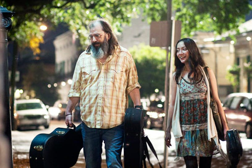 """Treme - Season 2 - """"What Is New Orleans?"""" - Steve Earle and Lucia Micarelli"""