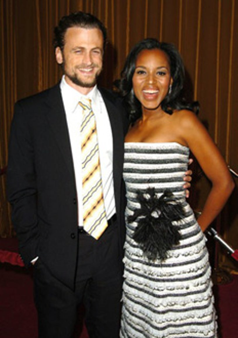 David Moscow and Kerry Washington - The 57th Annual Directors Guild of America Awards, January 29, 2005