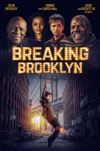 Breaking Brooklyn as Mrs. Cruz