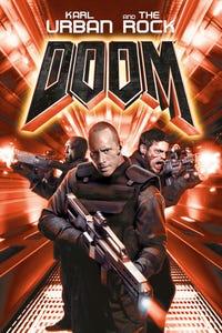 Doom as Sarge