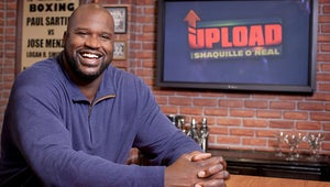 Watch My Show: Upload's Shaquille O'Neal and Greg Heller Answer Our Showrunner Survey