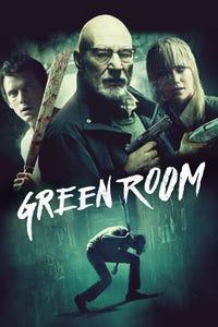 Green Room as Pat