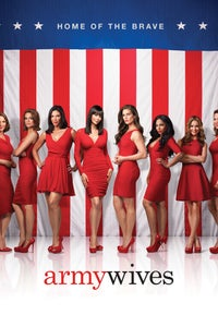 Army Wives as Jacqueline Clarke