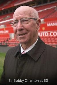 Sir Bobby Charlton at 80