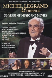 Michel Legrand & Friends: 50 Years of Music & Movies as Host