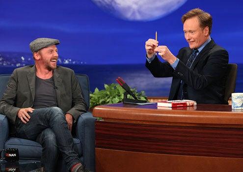 Conan - Season 1 - Simon Pegg and Conan O'Brien