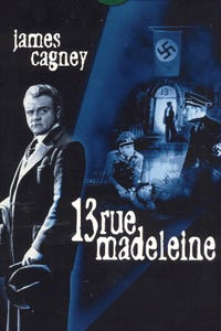 13 Rue Madeleine as Flight Sergeant