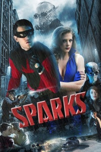 Sparks as Archer
