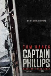 Captain Phillips as Kapitan Richard Phillips