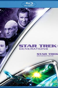 Star Trek Generations as Lieutenant