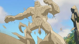 Video: Sandman Takes on Ultimate Spider-Man