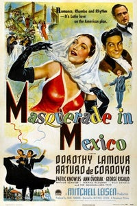 Masquerade in Mexico as Brooklyn