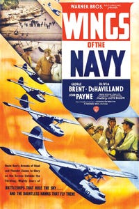 Wings of the Navy as Irene Dale