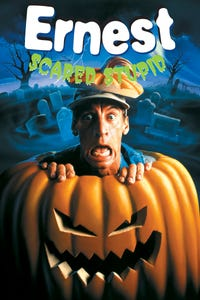 Ernest Scared Stupid as Ernest P. Worrell