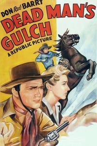Dead Man's Gulch as Steve Barker