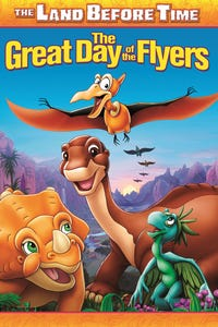 The Land Before Time XII: Great Day of the Flyers as Tria