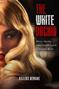 The White Orchid as Sheriff Mann