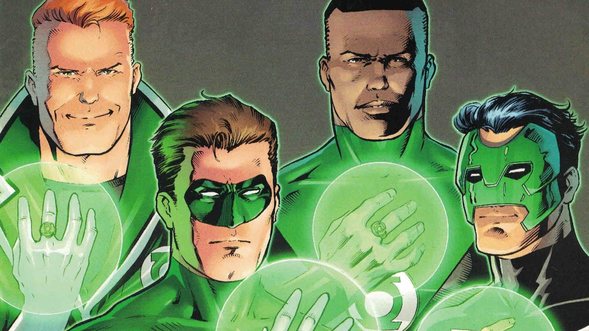 Hal Jordan and the Green Lantern Corps #35, Variant Cover