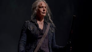 The Walking Dead: Carol Looked at the Flowers and Survived